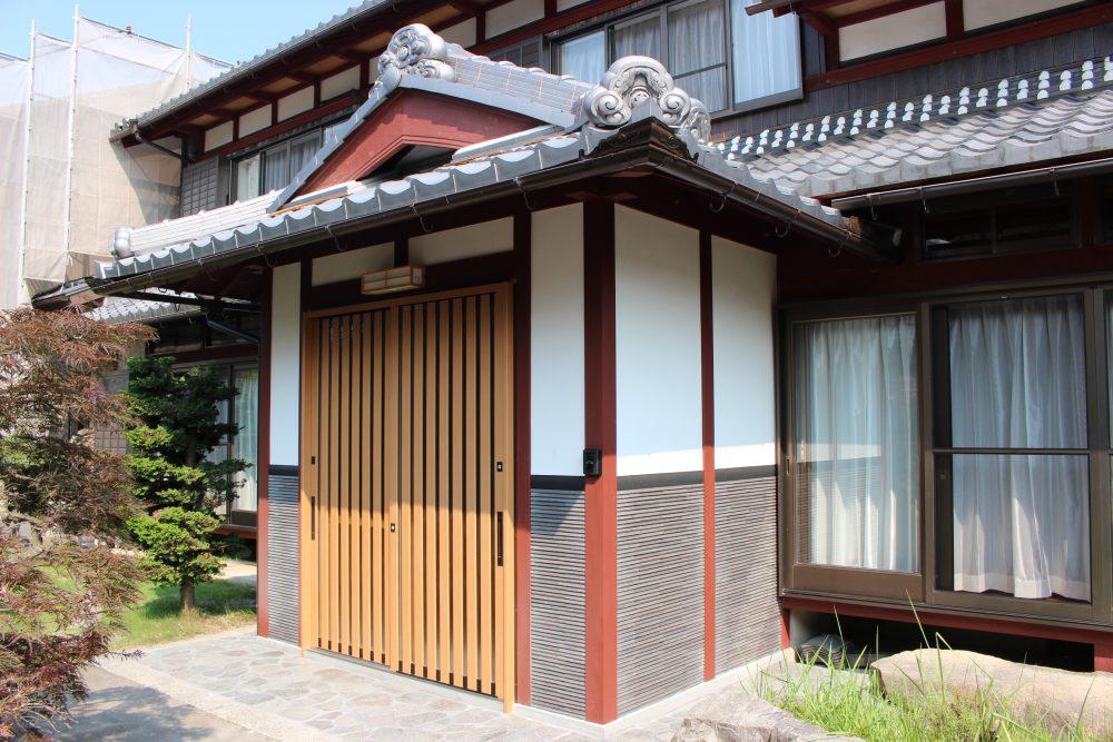 東近江市K邸